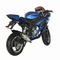 Cheap gas 125cc 200cc x 19 super pocket bikes for sale