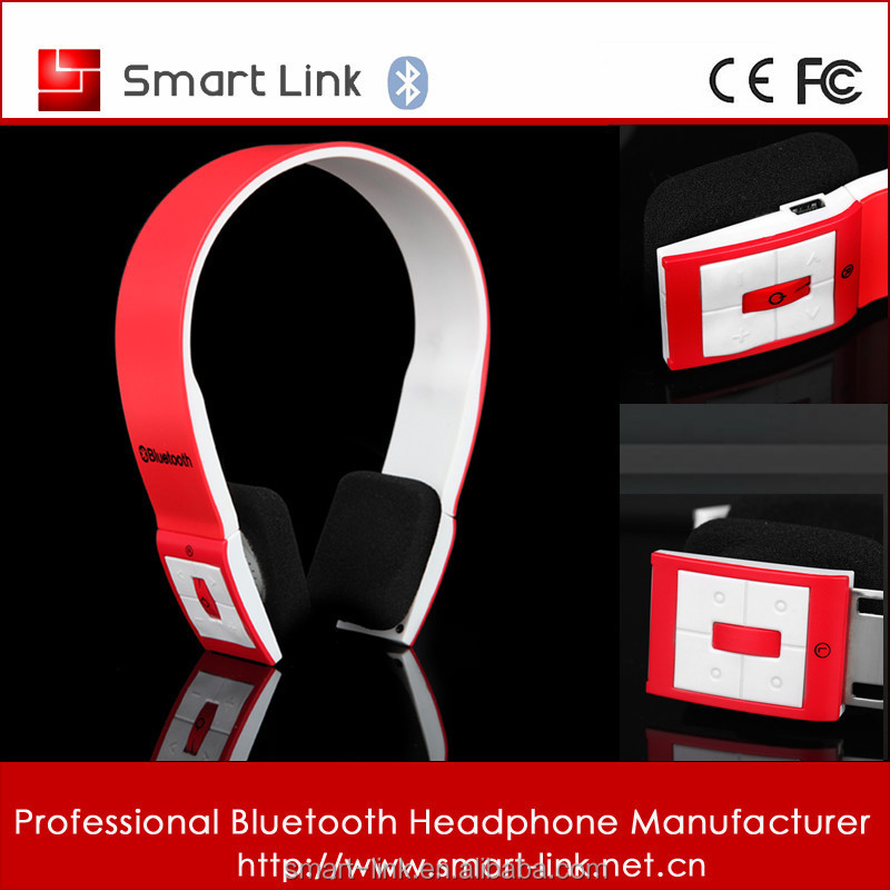 Hot sell ! low price high quality mobile use bluetooth headphone