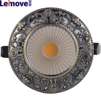 good effectiveness recessed motorcycle led spotlight