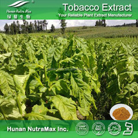 Free sample Nicotiana tabacum extract/Coenzyme Q10 powder/Tobacco leaf extract Plant extract