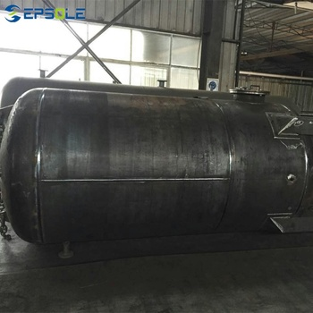 Steam Boiler Steam Accumulator for EPS Production Line EPS Plant