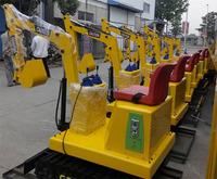 China Alibaba fr 2015 New Products kid mini excavator for sale