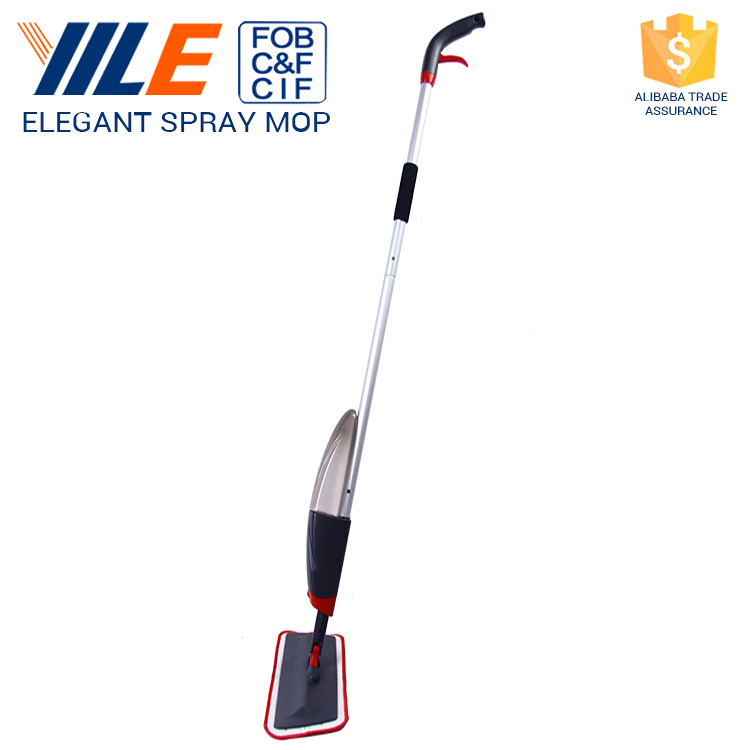 YILE Cleaning Brand Magic Super Electric Spin Spray Mop For Cleaning House
