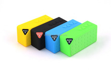 newest hot sale wireless mini water cube bluetooth speaker with FM radio