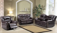 real leather vip theater recliner 1+2+3 seatersofa couch sets Easy Fit Stretch
