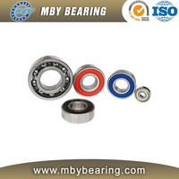 Motorcycle Repairs Stainless Steel Deep Groove Ball Bearing SS6303