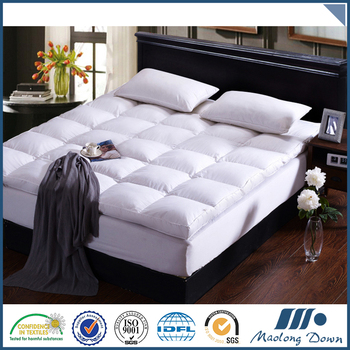 Best sales high quality customized sleep well thin mattress pad