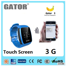 shenzhen mobile phone manufactures g-shock watches care smart 3g gps tracker kid watch