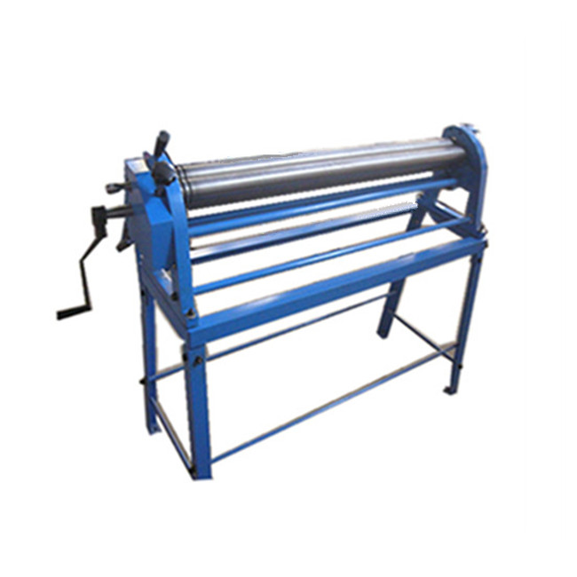 1300A*1.5mm metal sheet slip rolling machine manual operation roller