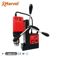 MW-13 13mm small power full-automatic magnetic drill presses