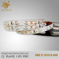 Customized bicolor strip/3.7v led strip