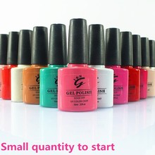 Own brand wholesales Gel nail polish manicure beauty supply