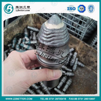 rod cutter for concrete road repair with carbide tip