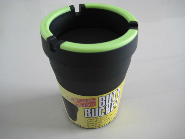 Fluorescent Butt Bucket