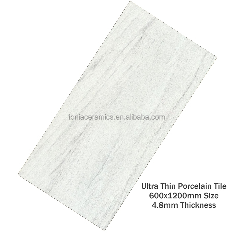 TONIA Ultra Thin Porcelain Tile Homogeneous Floor Tile Beige ...