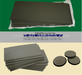 best sell high quality flash foam 155*330*7mm