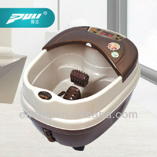 foot water machine