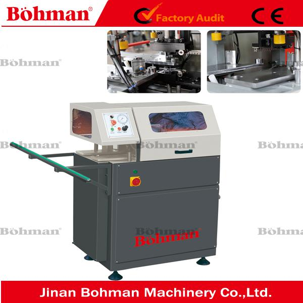 Bohman Upvc Window Corner Cleaing Machine