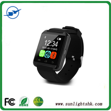 Trending products gt08 u8 plus bluetooth smart watch for iPhone 6 iOS and andoid