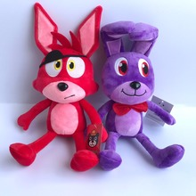 2017 Newest 12pcs/lot Plush Toy Cartoon Five Nights a Freddy Stuffed Toy Mini Doll Plush Elf Toy