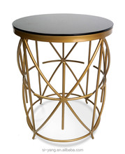 SIYANG stainless steel end table with good quality