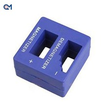 Magnetizer Demagnetizer for Screwdriver Tips, Bits and Small Tools