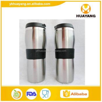 350ml starbucks thermo mug with color paint (HY-3017)