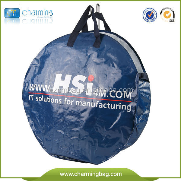 Customer design clear tote bags