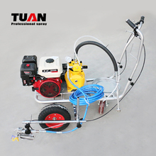 Professional excellent airless paint sprayer with hydraulic pump