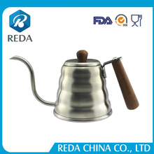 1.2L Large Pour Over Coffee Tea Drip Kettle Stainless Steel Electric Turkish Coffee Kettle