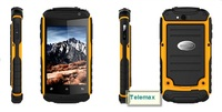 3.5 inch, Dual core, Shockproof mobil phone , rugged cell phone