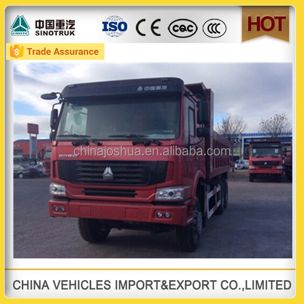 wearhouse new cnhtc howo sinotruck truck <strong>rear</strong> and front loader for exporting
