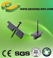 WPC Clips And Screws