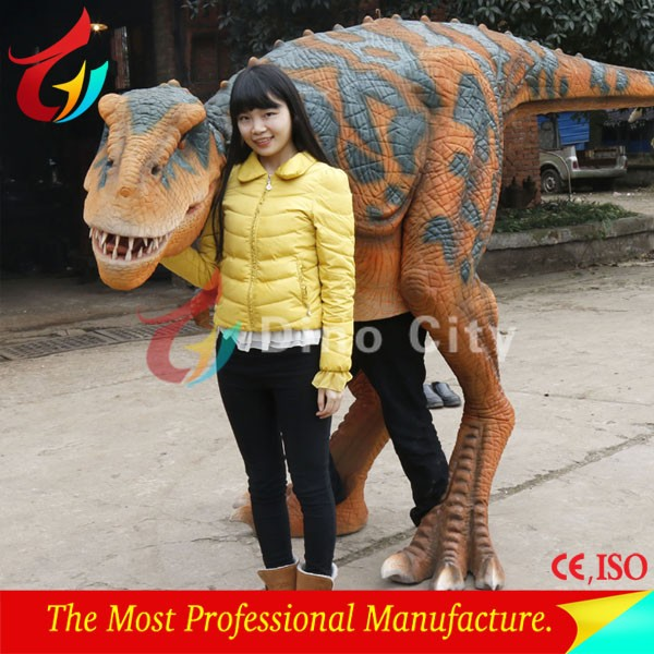 Attractive Realistic Robotic T-rex Costume