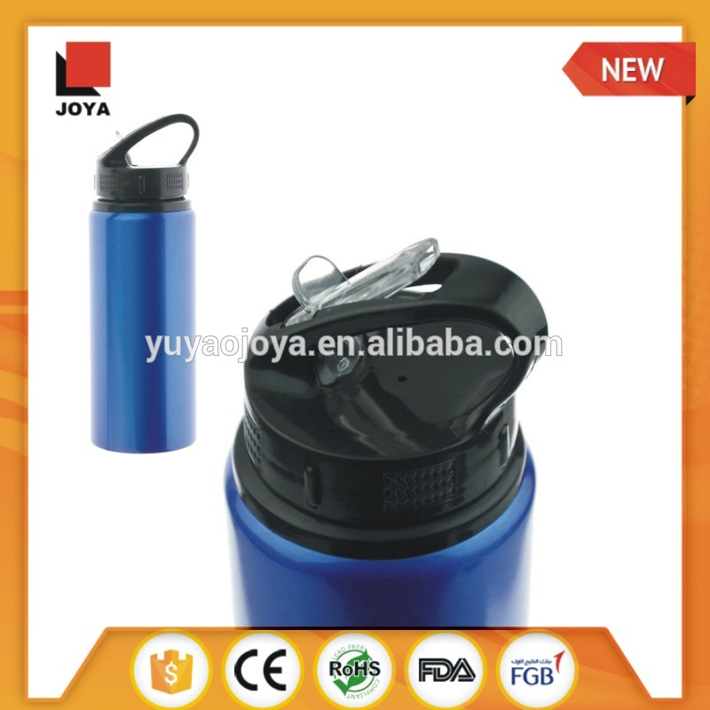China factory OEM colorful water bottle unique sports drink bottle with straws new aluminum water bottle wholesale