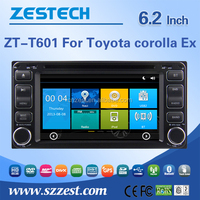 Car dvd player For TOYOTA Land Cruiser FJ(2007-2010) Car DVD GPS Navigation system FM/AM Radio Audio multimedia BT RDS 3G wifi