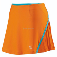 wholesale latest sports tennis short mini skirt for women