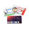 Shanghai Manufacturer Supply Credit Card Dental Floss With Mirror