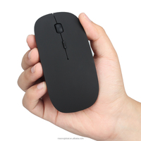 2016 newest AA battery bluetooth wireless mouse