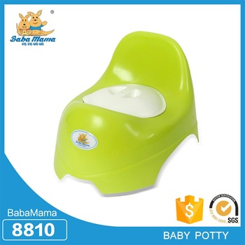 Plastic PP baby potty infant household toliet commode