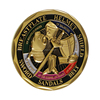 High Quality Whole Armor of God Challenge Coin