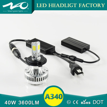 Hot sell auto parts High low beam H4 car led headlight reading light
