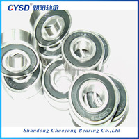 deep groove ball bearing 6011 forconstruction machinery made by CYSD