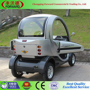 60V 40Ah Battery Electric Tricycle Made In China