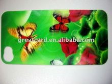 Morph Changing Effect 3d Lenticular Bookmark