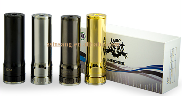 Factory Price E-cig Mod, New Innovative Product Box Mod 26650 Black Hades Mod Clone, Hot Selling Hades Mod clone