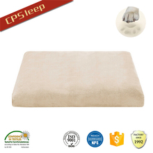 Factory Beautiful Flat Memory Foam OEM washable dog bed covers