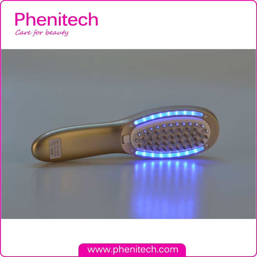 electric hair growth massage comb