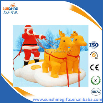 Christmas inflatable decoration