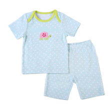100% cotton 3-24months baby clothes wholesales kid clothing sets
